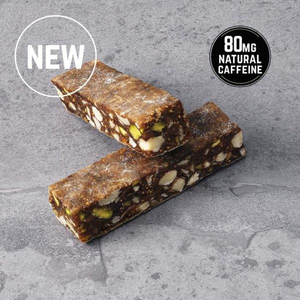 Two Veloforte Pronto bars without the wrapper on