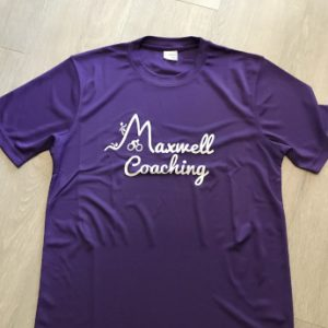 Men's Maxwell Coaching sports t-shirt